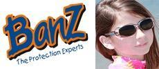 banz, infant sunglasses, kids sunglasses, uv protection