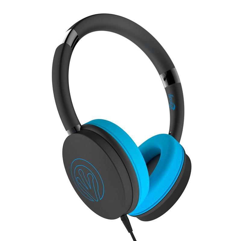 Amazon.com: iFrogz Rythmix Headphones-Blue: Electronics