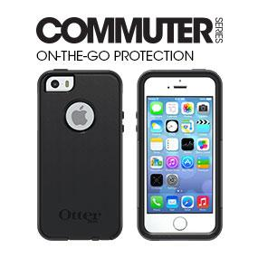 otterbox iphone 5 5s case commuter series
