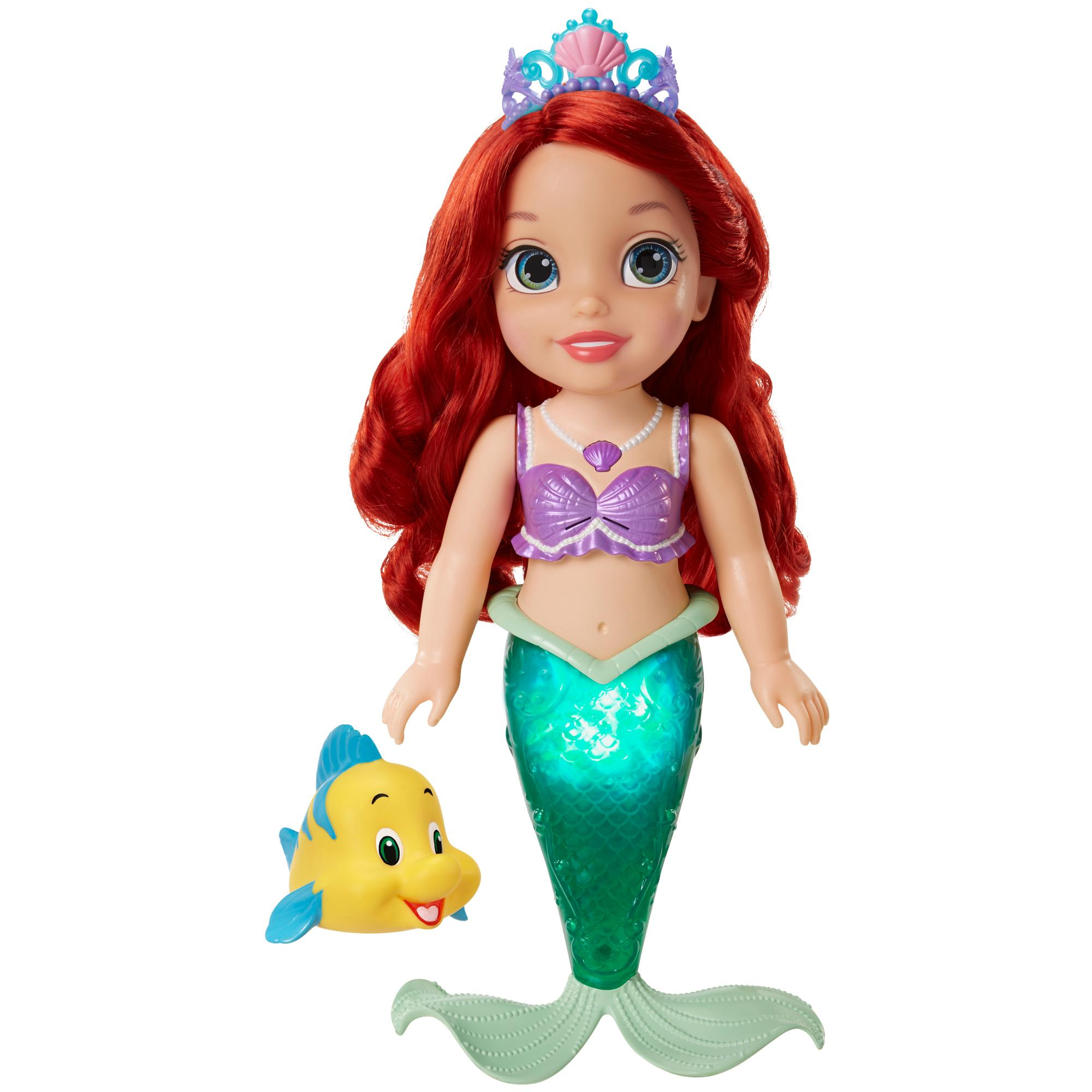 Amazon.com: Disney Princess Colors of the Sea Ariel Doll: Toys & Games