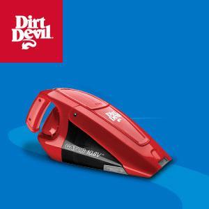 dirt devil gator 10 8v cordless bagless. Black Bedroom Furniture Sets. Home Design Ideas