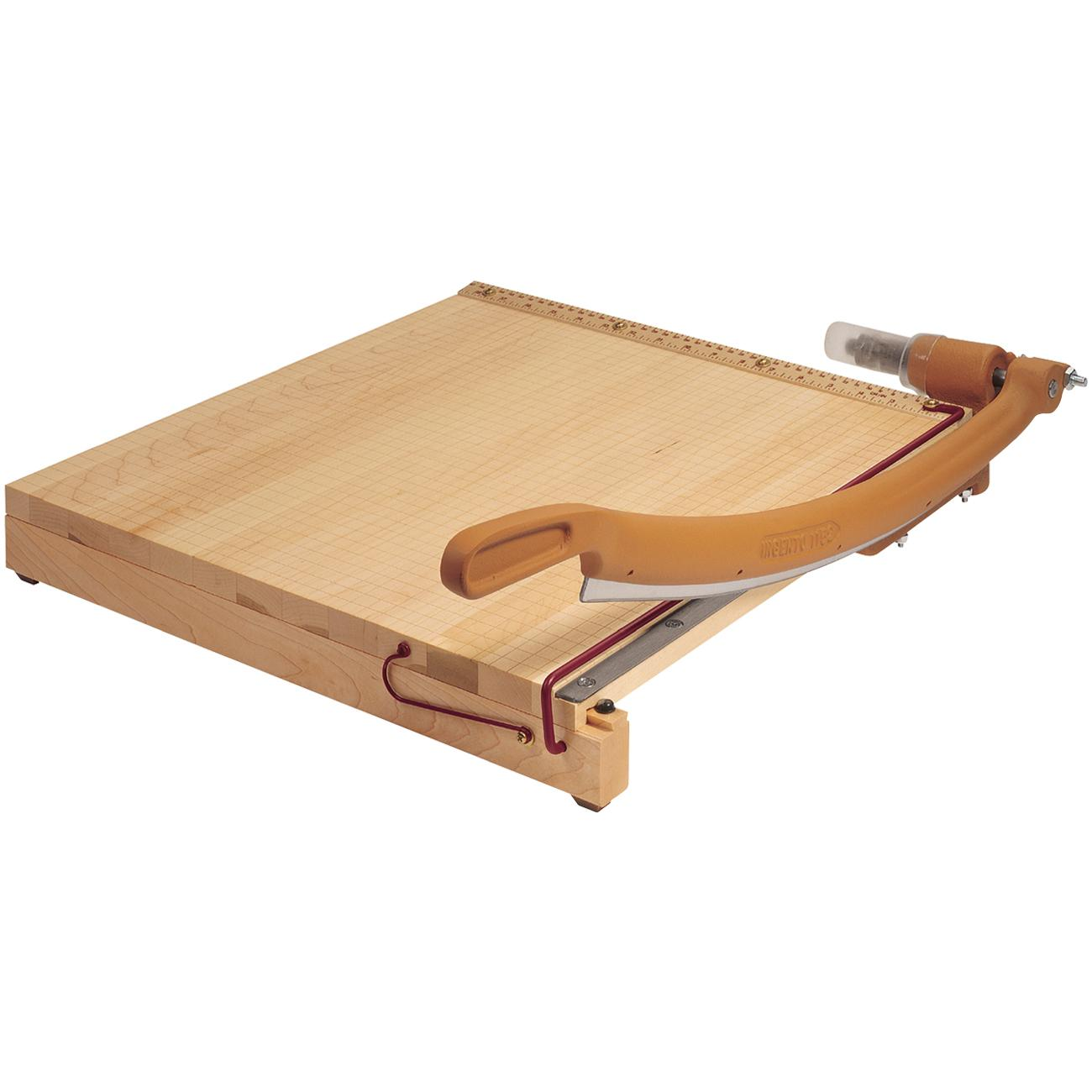 ingento paper cutter Shop for classiccut ingento solid maple 15-sheet paper trimmer - 24-inch cut get free delivery at overstockcom - your online general office supplies destination.