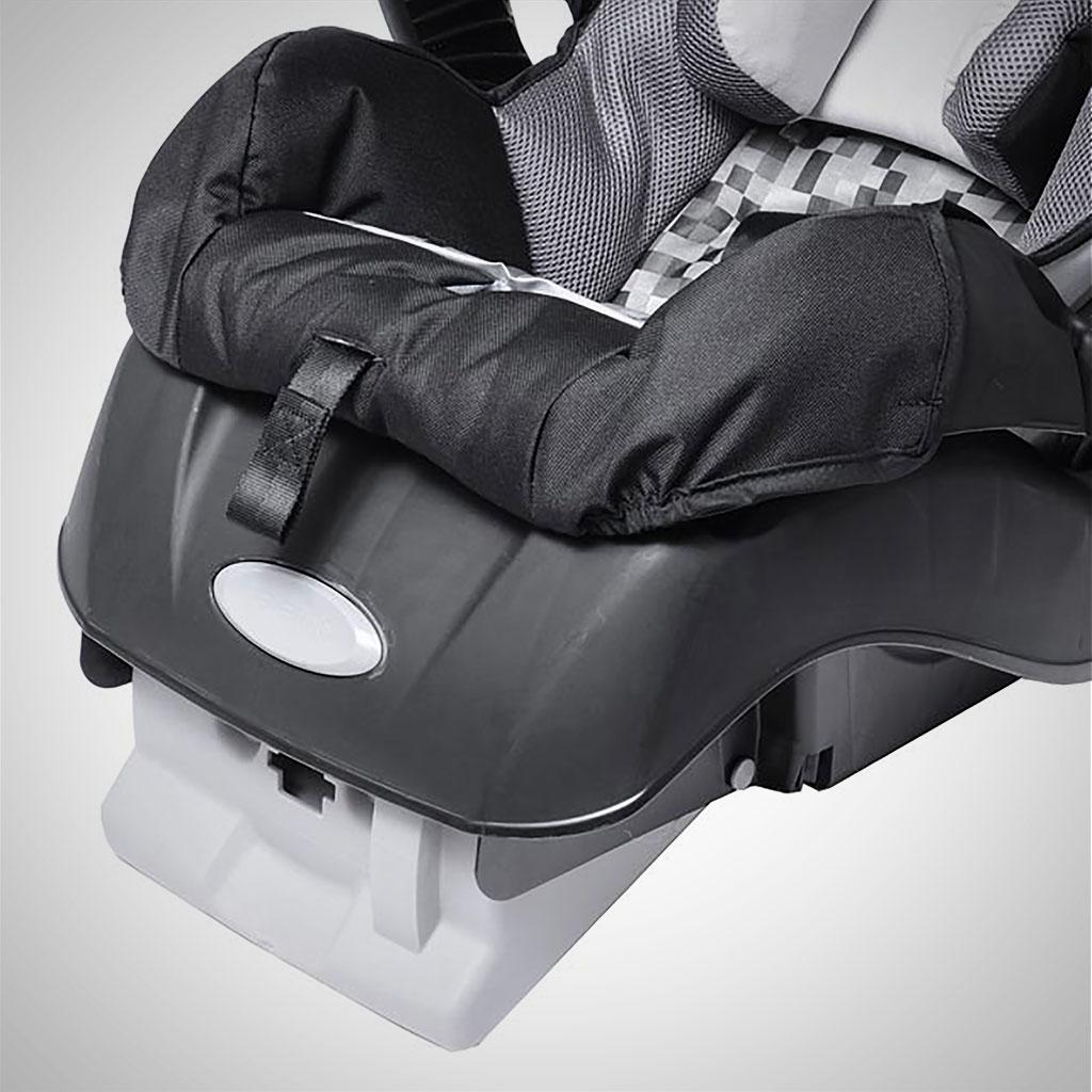 evenflo embrace infant car seat base black baby. Black Bedroom Furniture Sets. Home Design Ideas