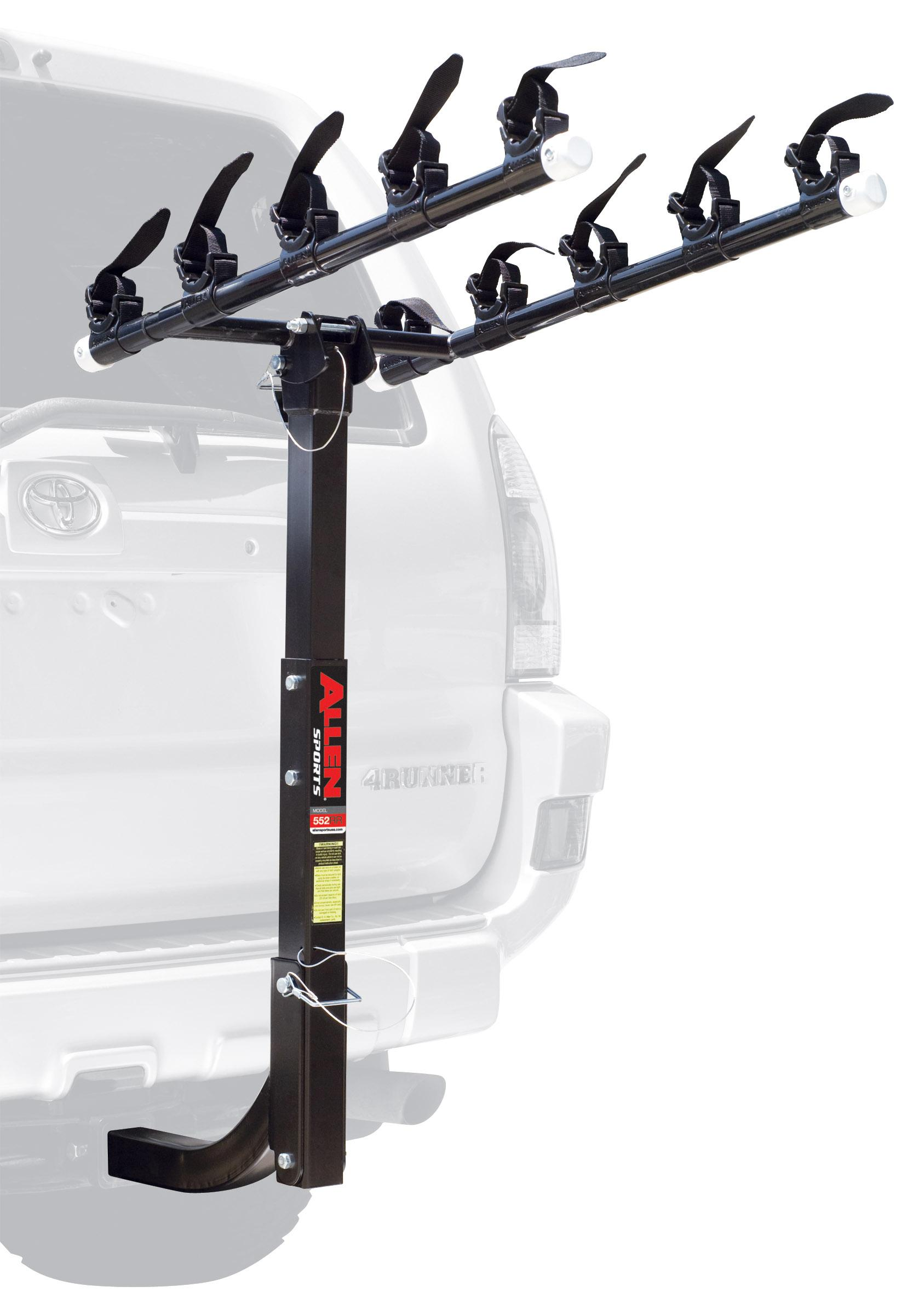 2 in hitch cargo rack