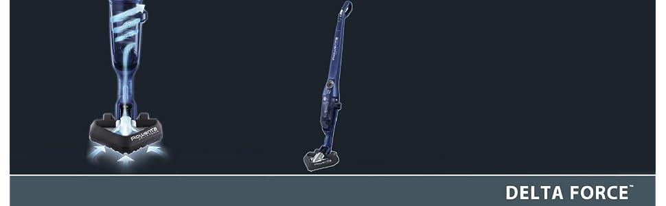Amazon Com Rowenta Rh8559 Delta Force Lightweight