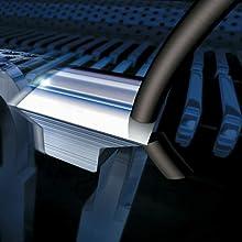 ES8103S 30-Degree Stainless Nanotech Blades