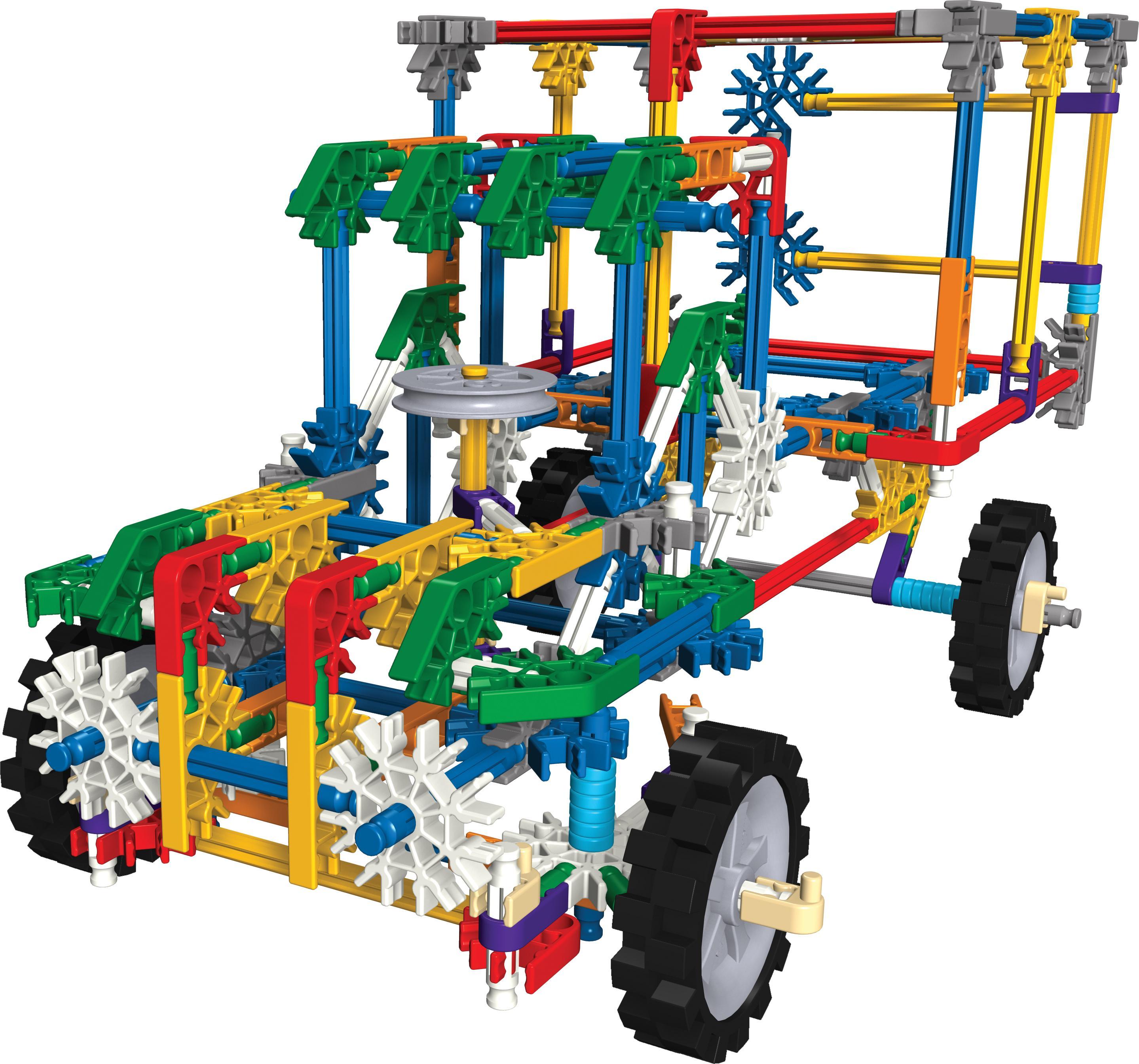 Construction Toys Sets : Amazon k nex piece deluxe building set toys games