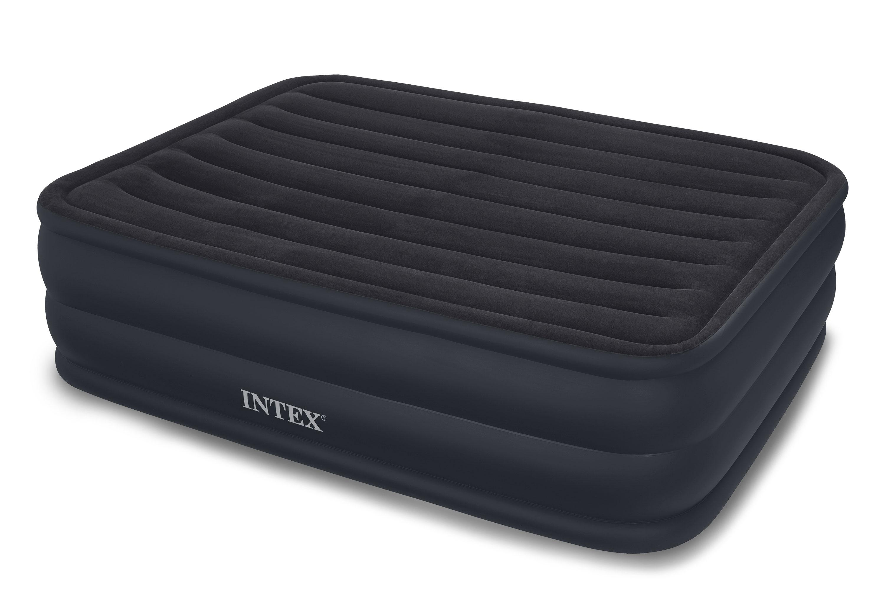 Amazon Intex Raised Downy Airbed with Built in