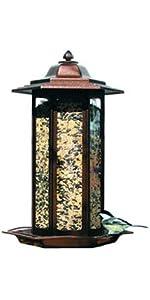 Perky-Pet Tall Tulip Garden Lantern Feeder