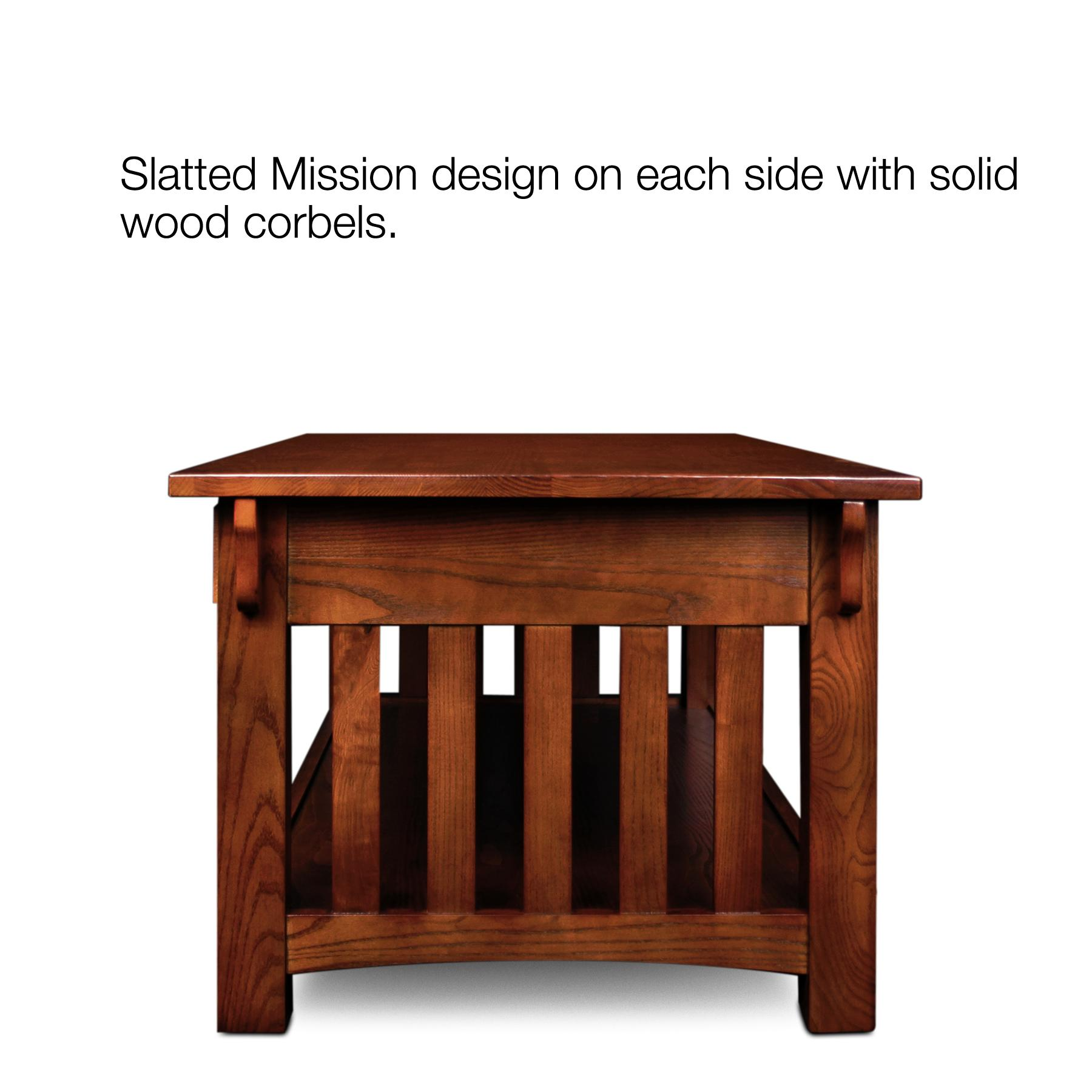 remarkable mission style coffee tables images decors dievoon