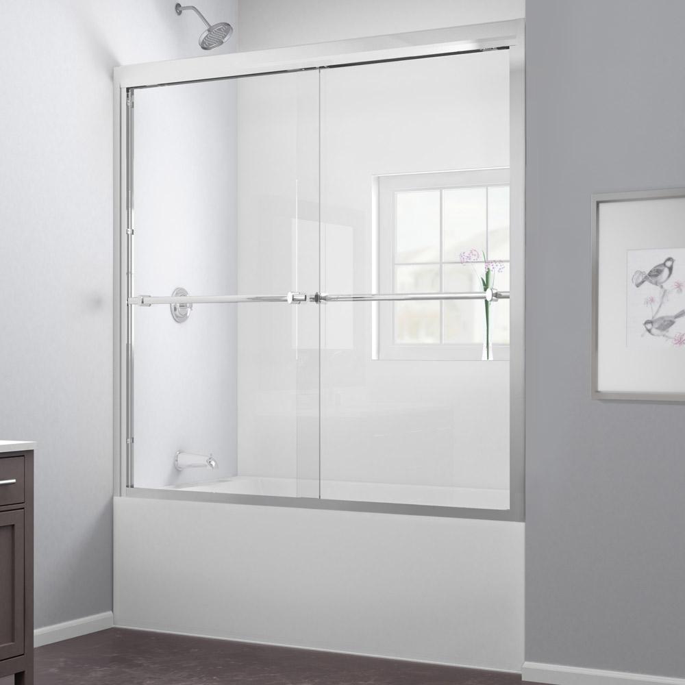 comentarios del cliente kohler rlmx fluence sin marco bypass puerta de ducha