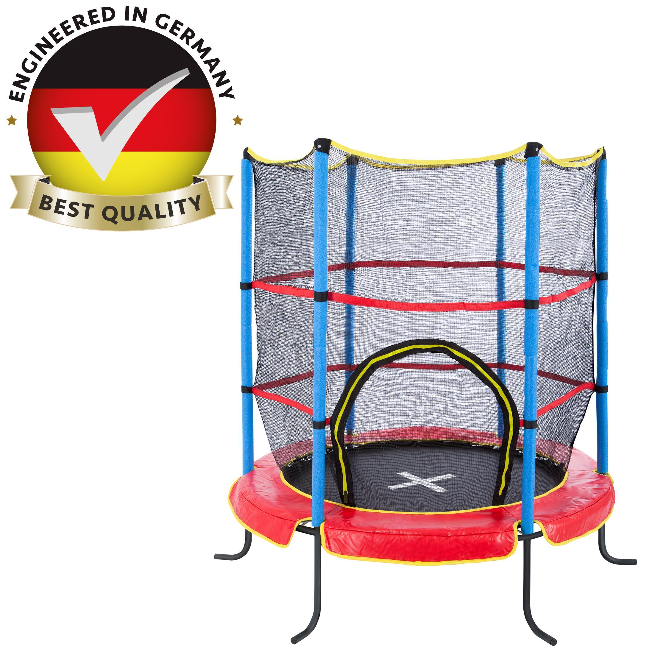 Amazon.com : Ultega Indoor Trampoline Jumper 4.6 Ft With