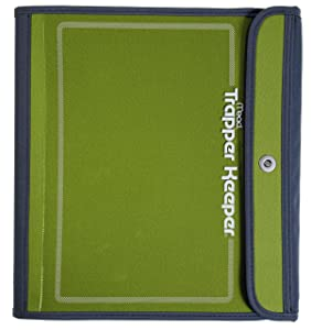 Mead, Trapper Keeper, Trapper Keeper binder, school binder, 3 ring binder, sewn binder, 1.5 in. bind