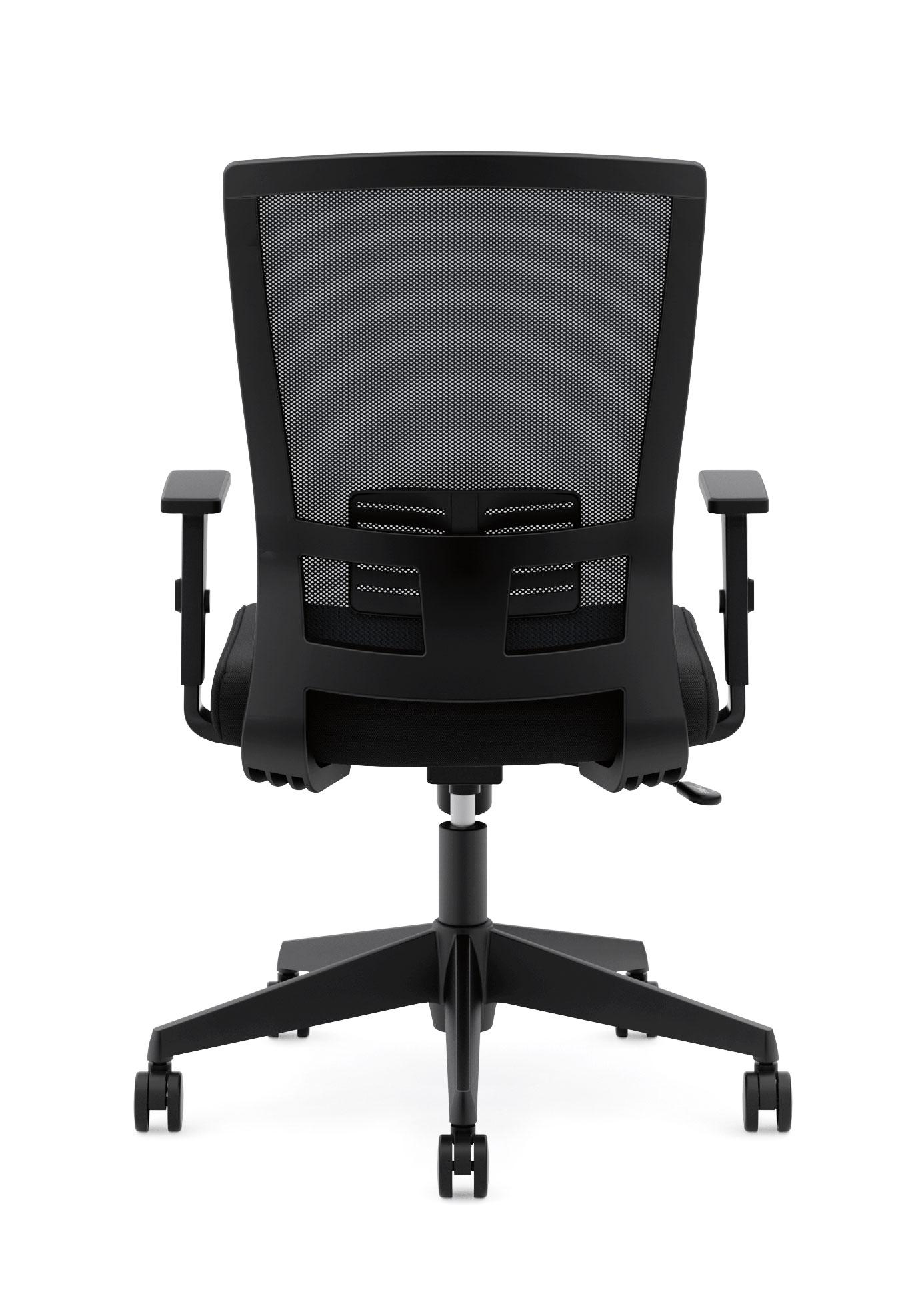 Basyx By Hon Hon Office Furniture Computer Chair Desk
