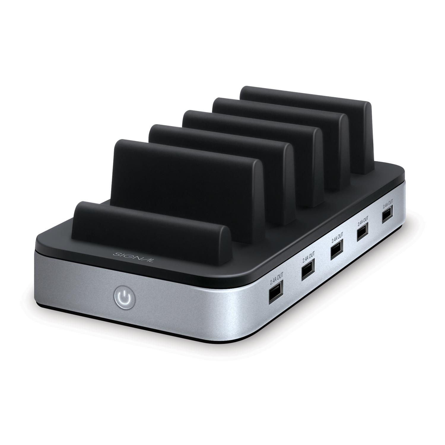Signal Power Station 5 High Performance Universal Charge Dock