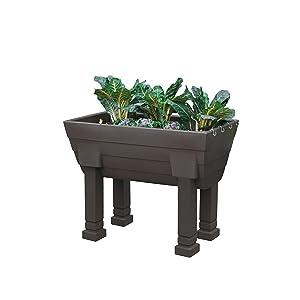 planter gardening plants vegetable