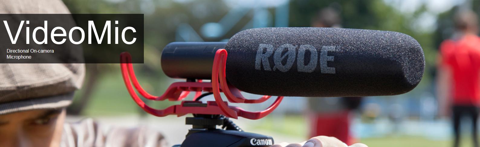 rode videomic pro plus manual