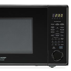 Sharp Countertop Microwave Oven Zr309yk : From the Manufacturer
