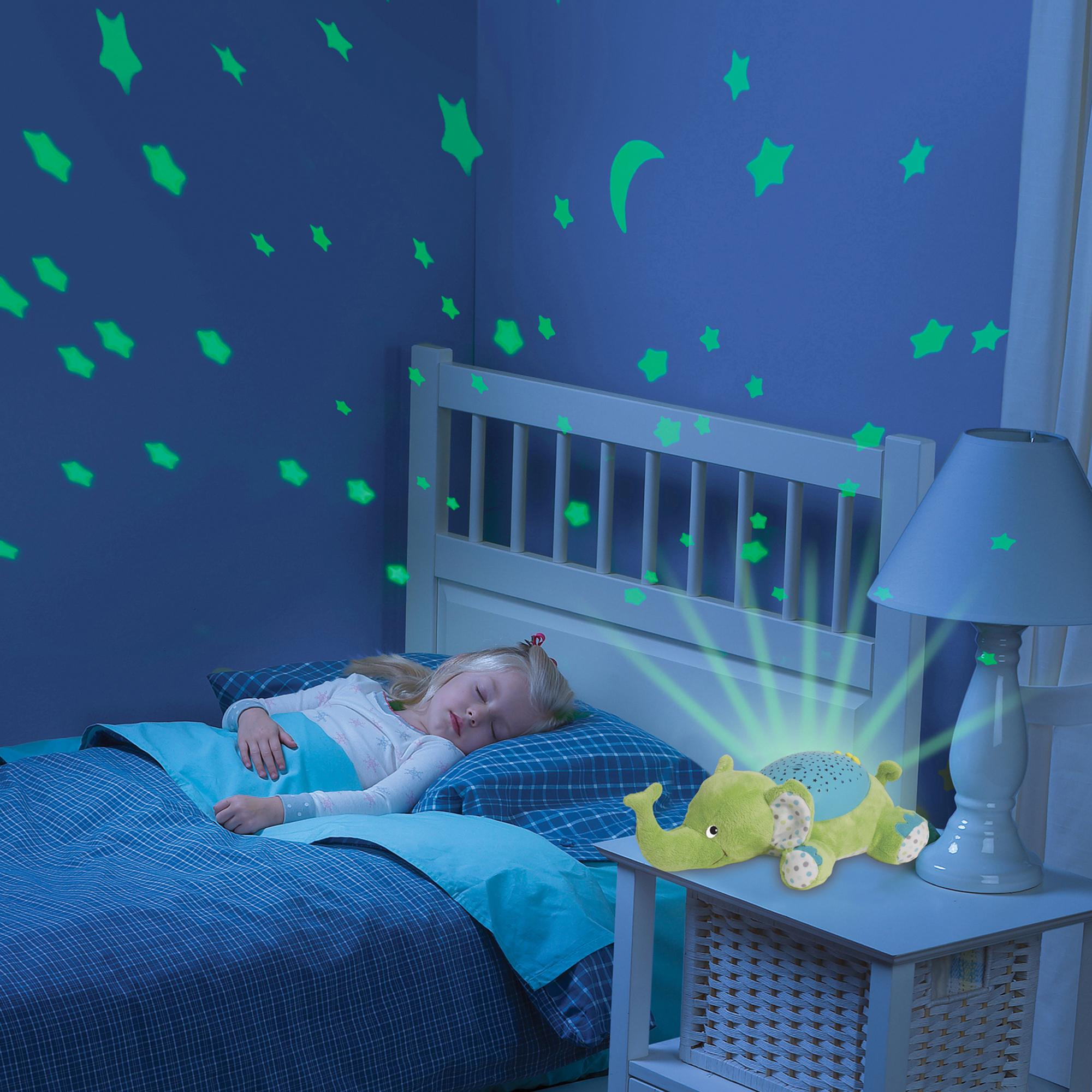 Summer infant slumber buddies soother green - Lamparas para habitaciones infantiles ...