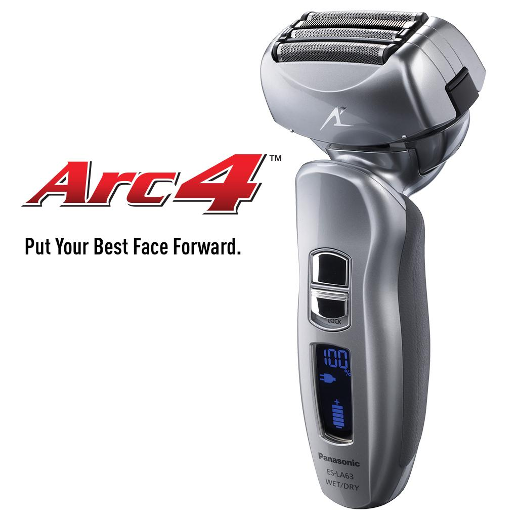 how to clean panasonic electric shaver