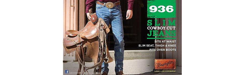 Cowboy Cut Slim Fit