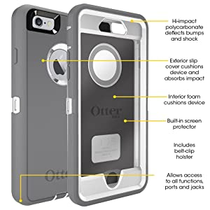 iPhone 6 OtterBox Defender Series