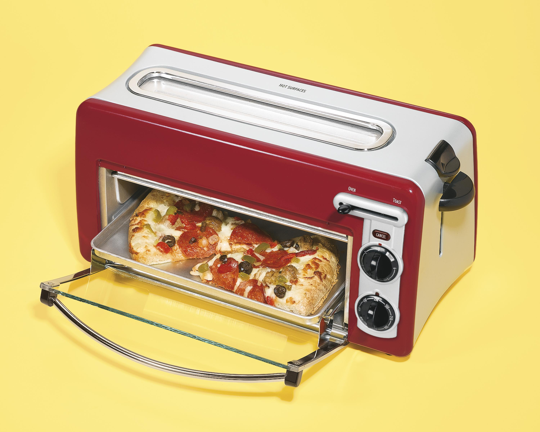 Hamilton Beach Toaster Oven Sunbeam Parts Vintage 2 Slice