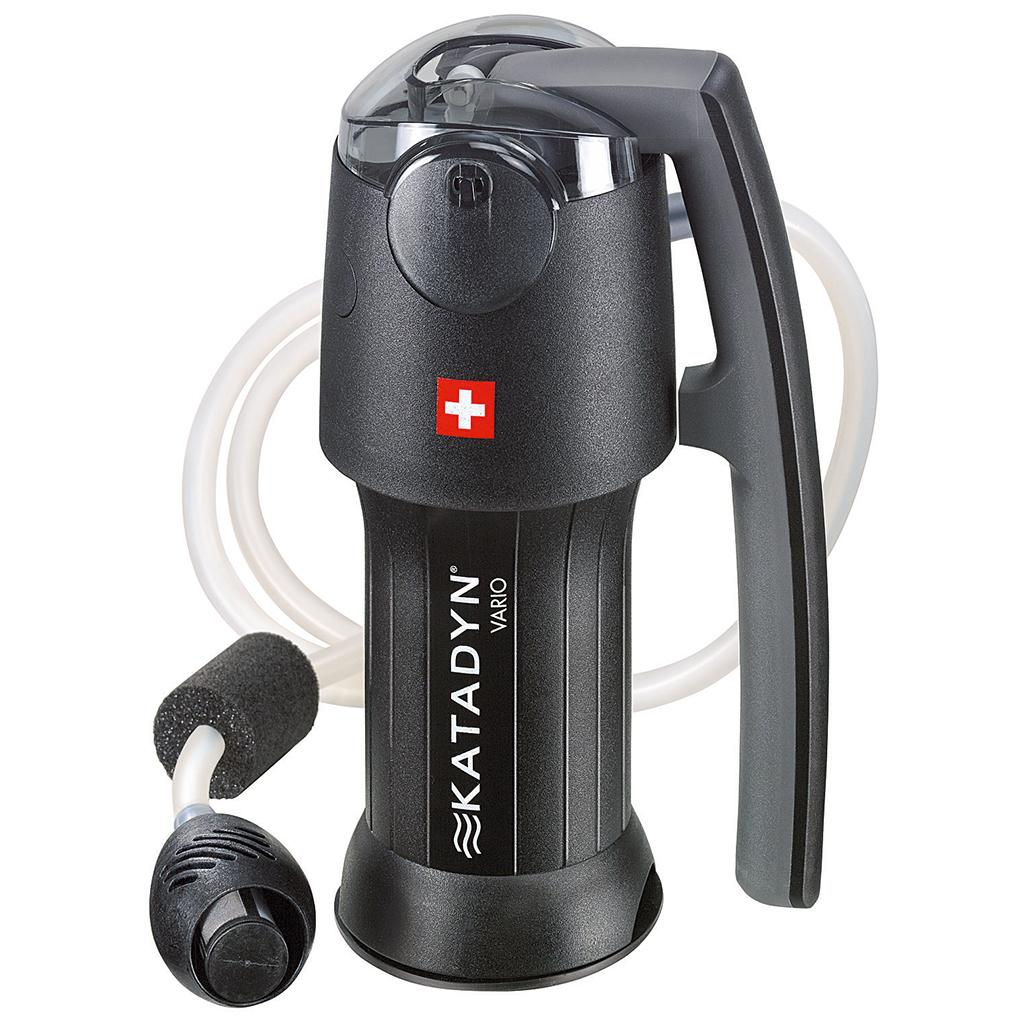 Amazon.com : Katadyn Pocket Water Microfilter : Camping ...