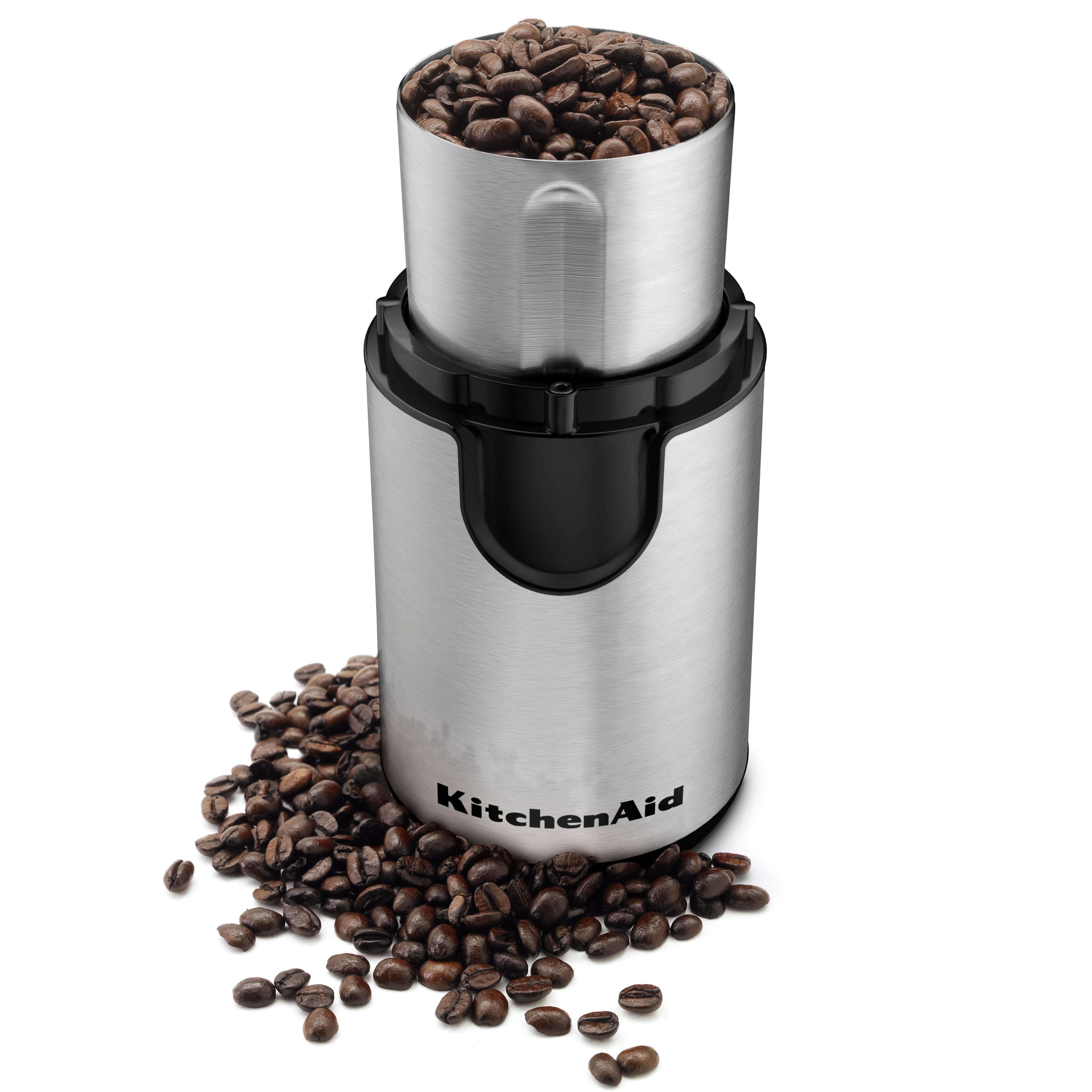 Amazon Com Kitchenaid Bcg111ob Blade Coffee Grinder
