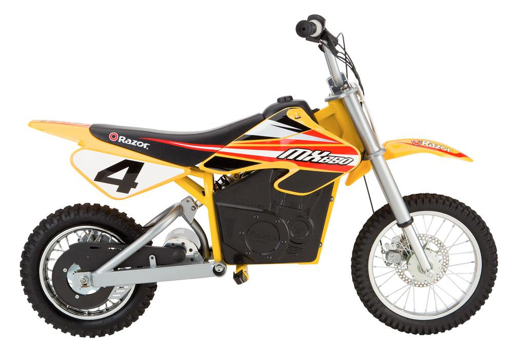 Bikes For Boys Age 9 Electric Motocross Bike