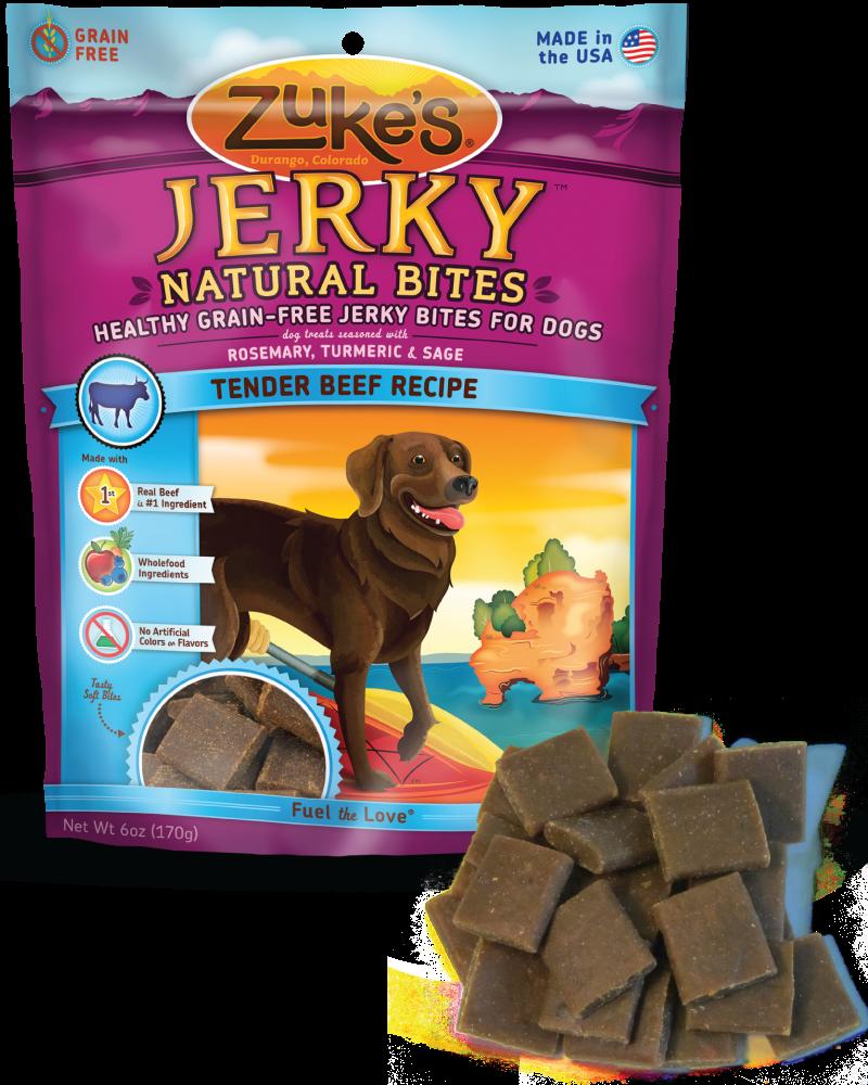 Zuke S Jerky Naturals Dog Treats
