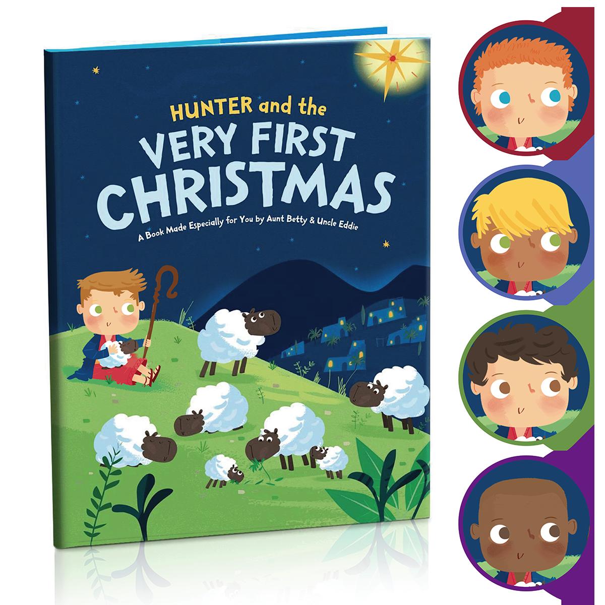 Amazon.com: Hallmark Personalized Books: Very First ...