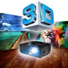 3D Projector from InFocus