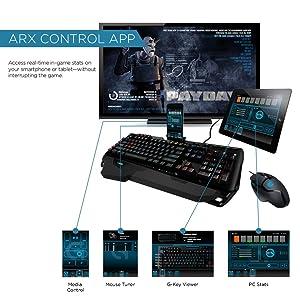 ARX Control App