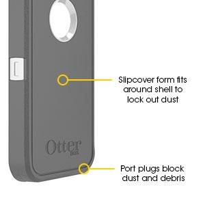 otterbox iphone 5 5s dust protection