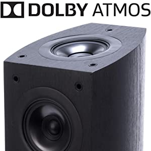 Special Drivers for Dolby Atmos.