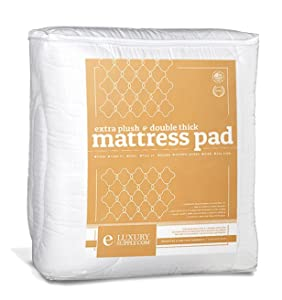 Amazon Extra Plush Fitted Mattress Topper Found in
