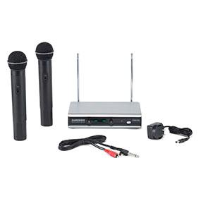 Stage v266 Dual Handheld Wireless System
