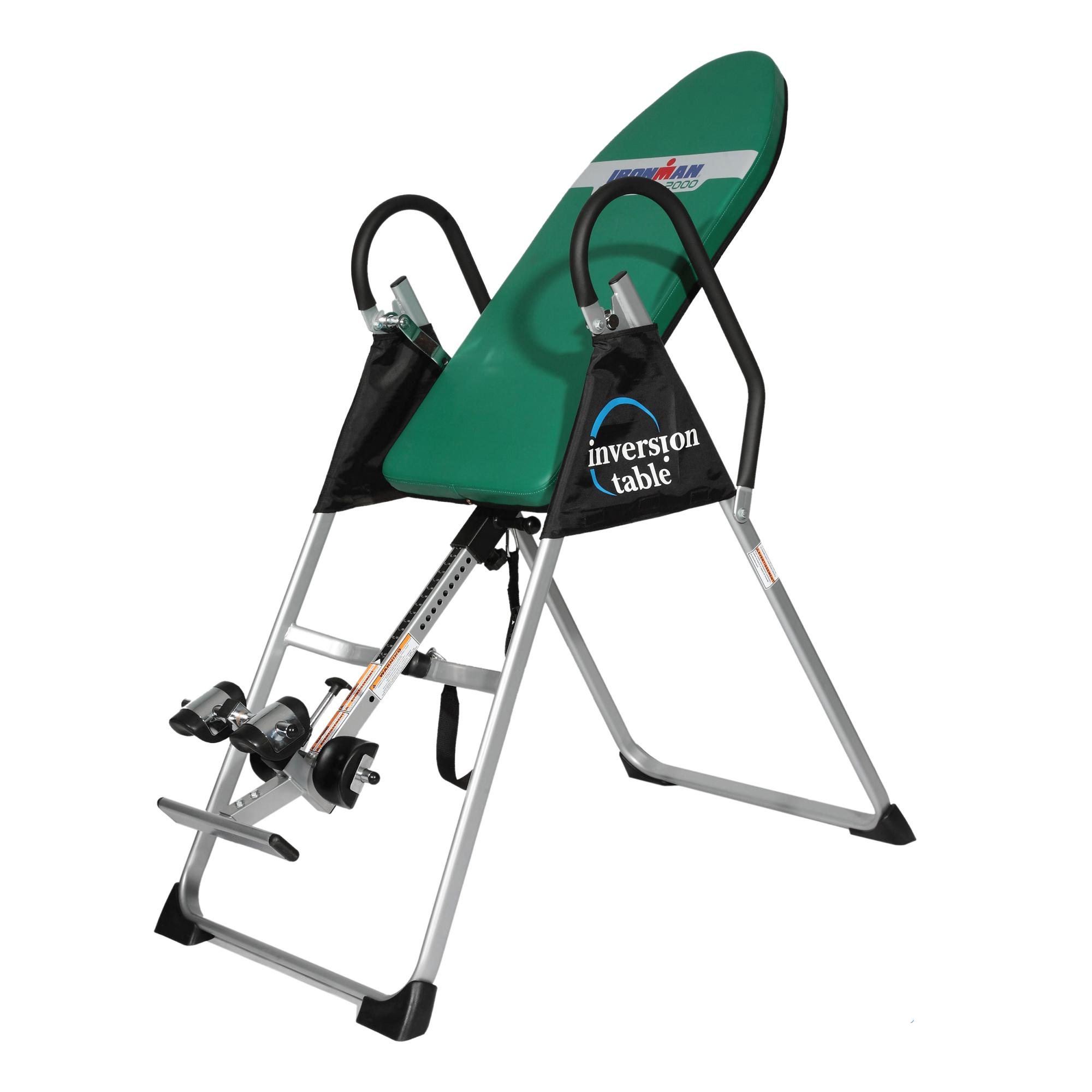 Ironman gravity 2000 inversion table for Table inversion