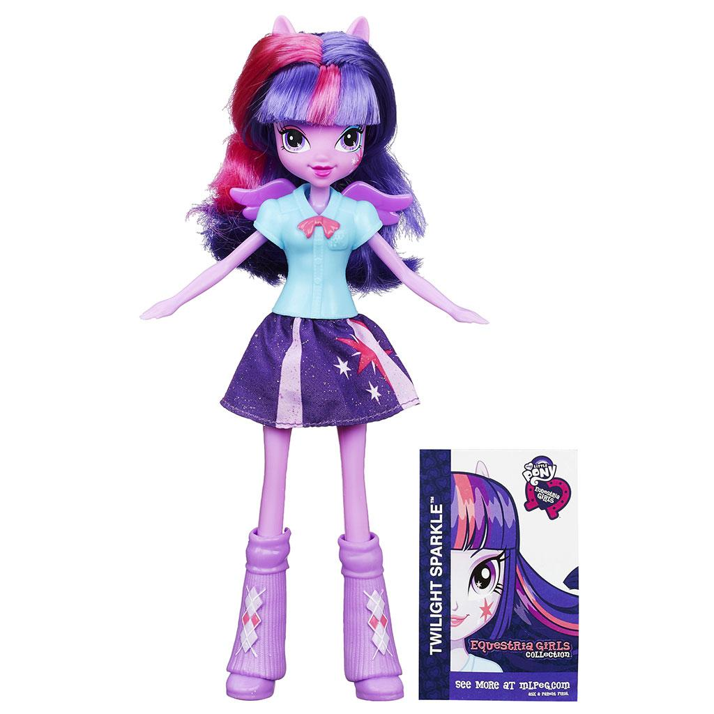 Amazon.com: My Little Pony Equestria Girls Collection Twilight Sparkle