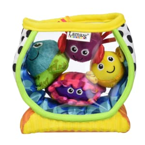 Lamaze my first fishbowl sorting and for Fish bowl toy