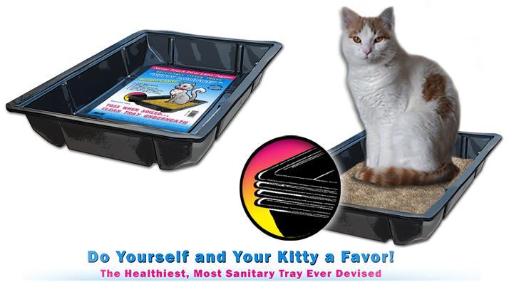Average Cat Litter Box Size