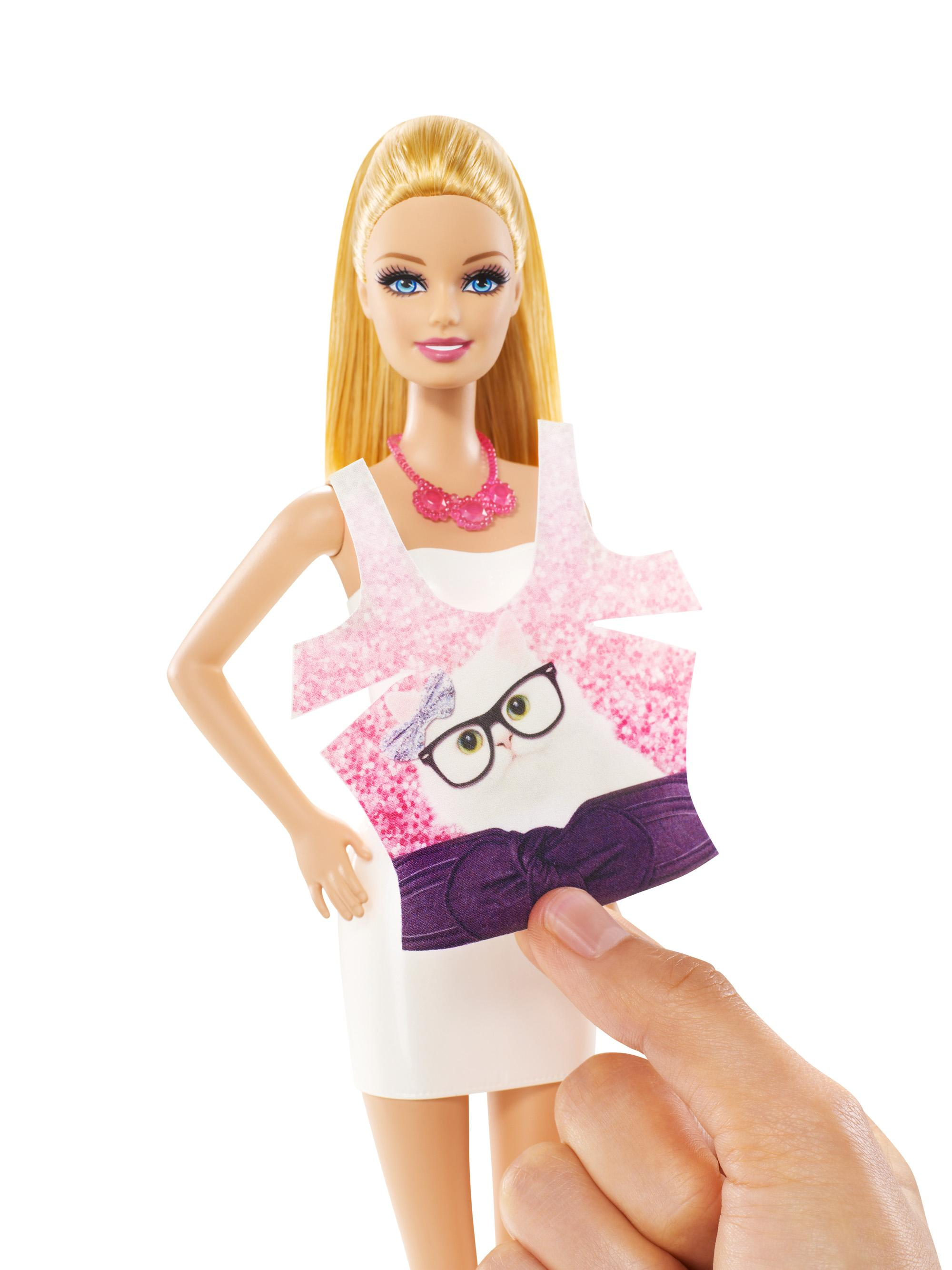Barbie Real Fashion Designer Games