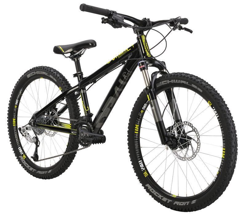 Tail Mountain Bike, 24-Inch wheels/One Size, Black : Sports & Outdoors