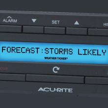 weather ticker