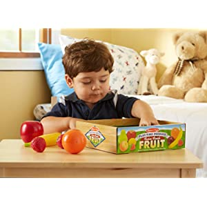 nutrition, pretend play, play food, kitchen, farm, grocery store, toys
