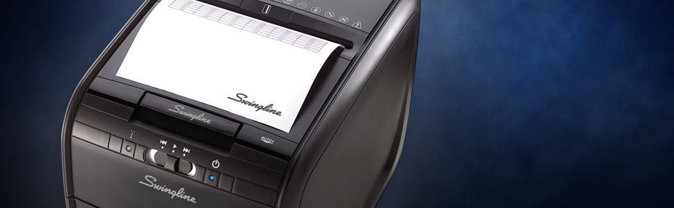 Paper Shredder, Shredders