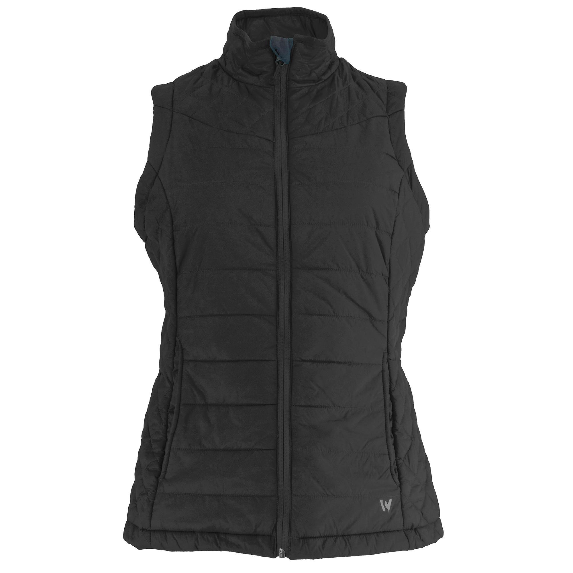 Amazon Com White Sierra Women S Peak Packable Vest