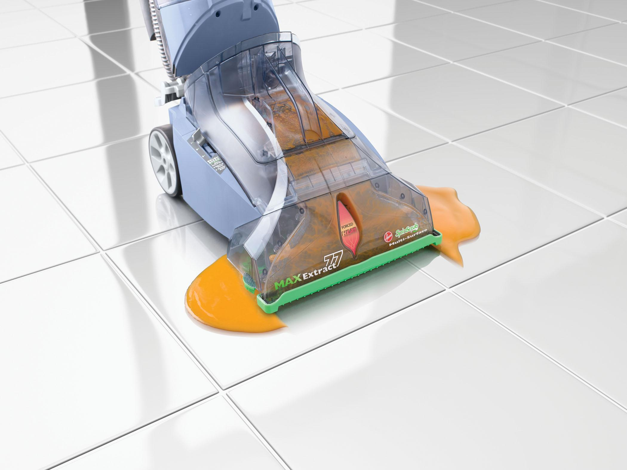 Hoover Max Extract 77 Multi-Surface Pro Carpet & Hard Floor Deep ...