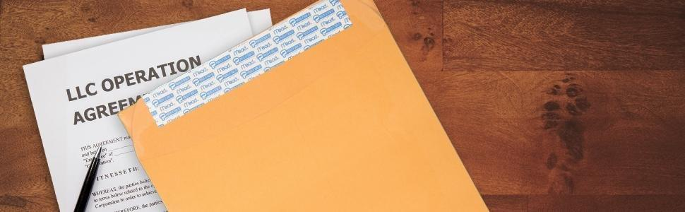 mead, press it seal it, mead press-it seal-it, envelopes, self adhesive envelopes